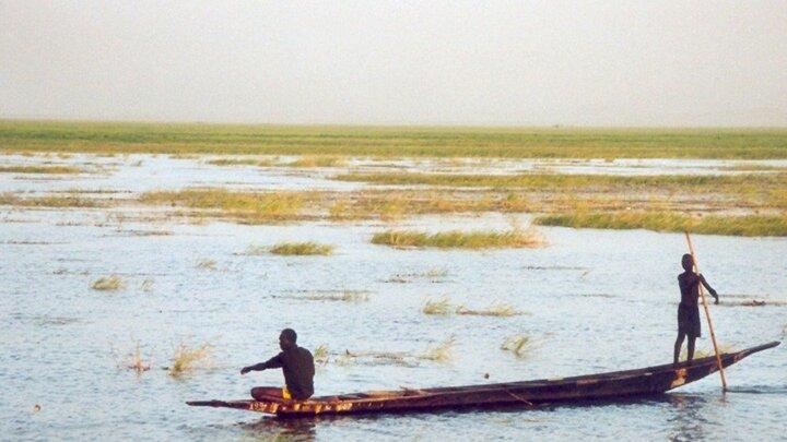Hinter dem Horizont: Timbuktu und das Nigerdelta