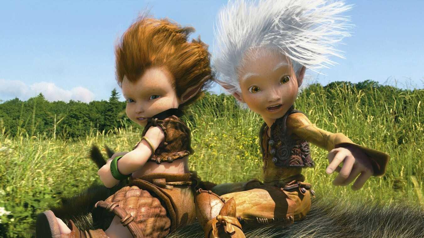 Arthur och Maltazard
