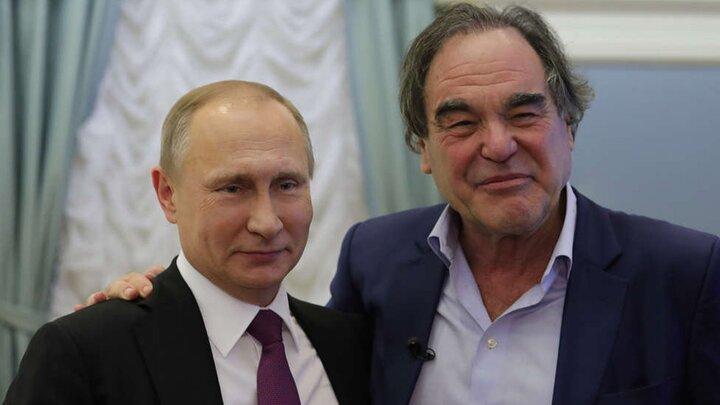 Putin enligt Oliver Stone
