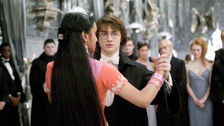 Harry Potter och den flammande bägaren - Sv. tal