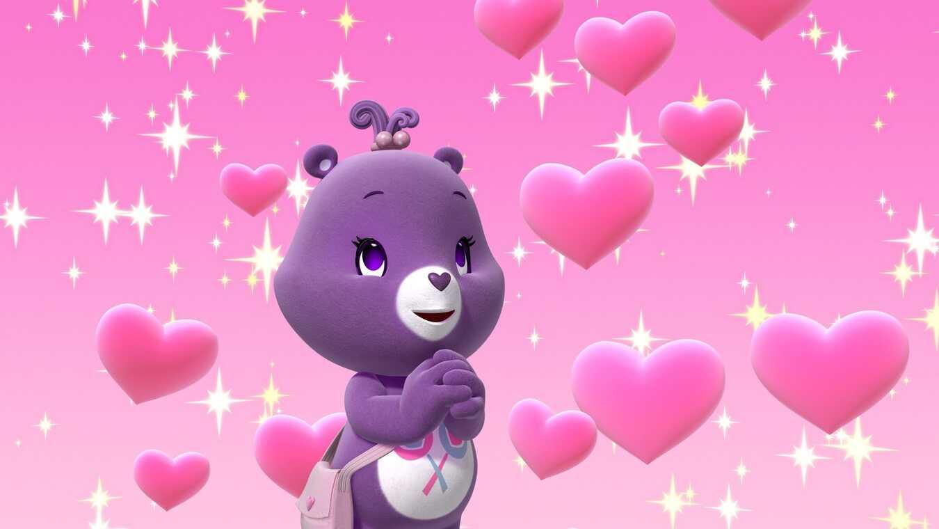 Krambjörnarna: Share Bear Shines