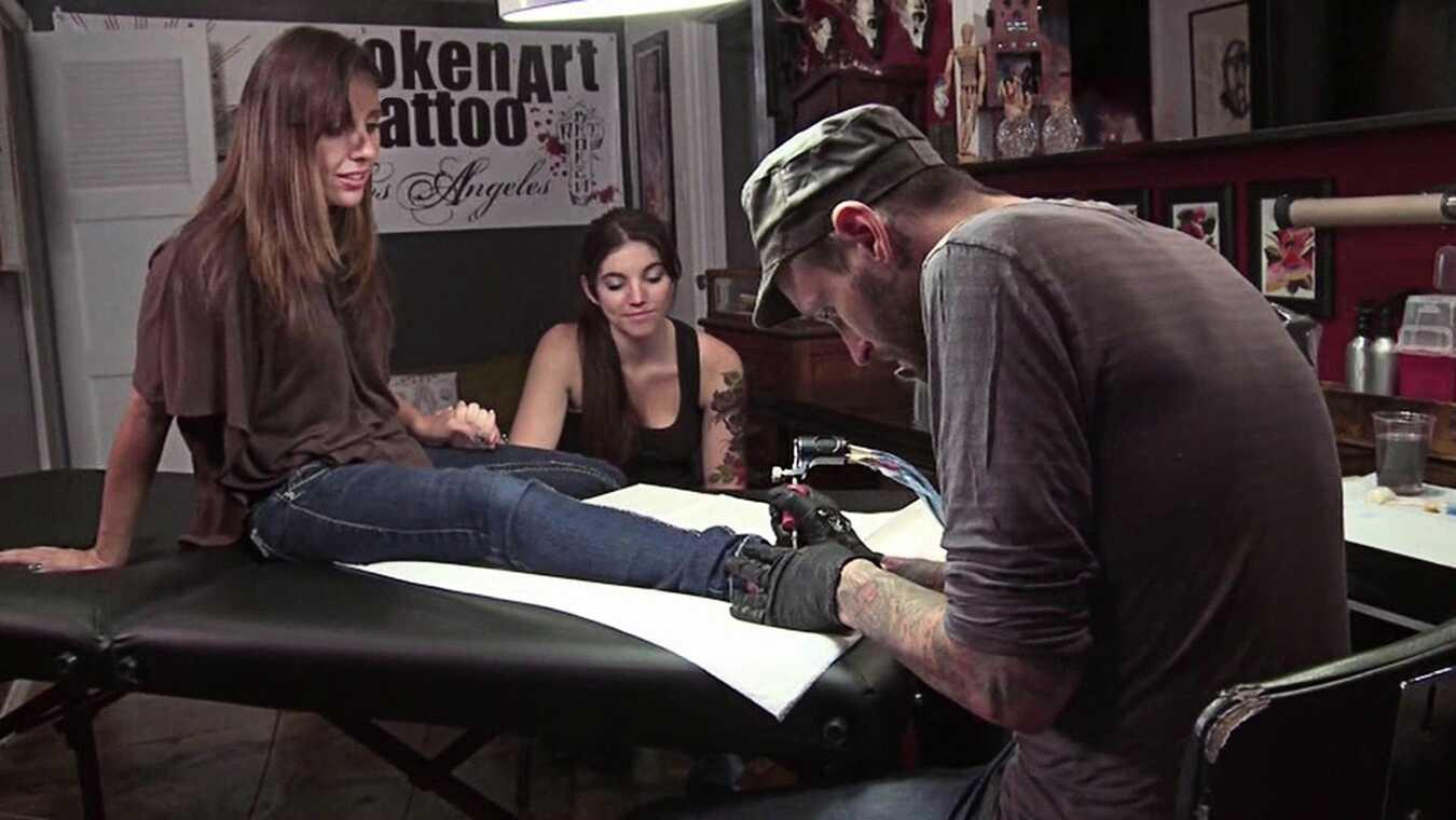 Amerikas värsta tatueringar