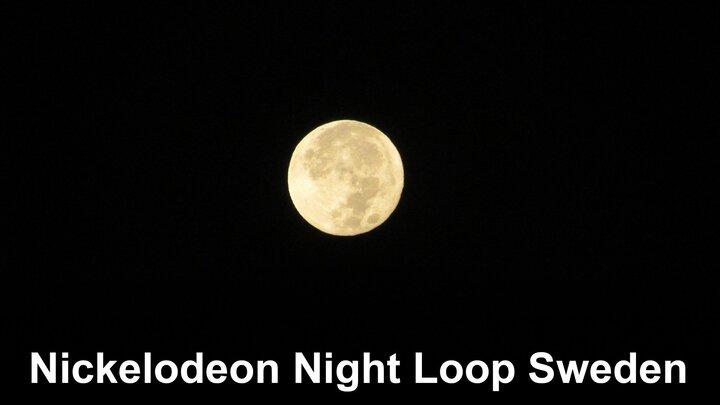 Nickelodeon Night Loop Sweden