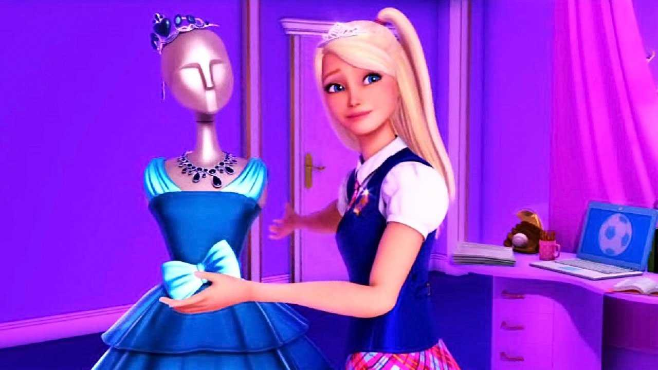 Barbie - Prinsessakademin
