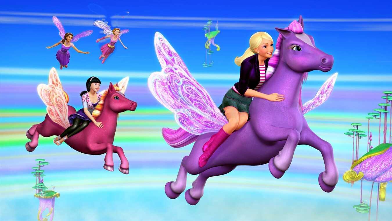 Barbie - Älvornas Hemlighet - sv.tal