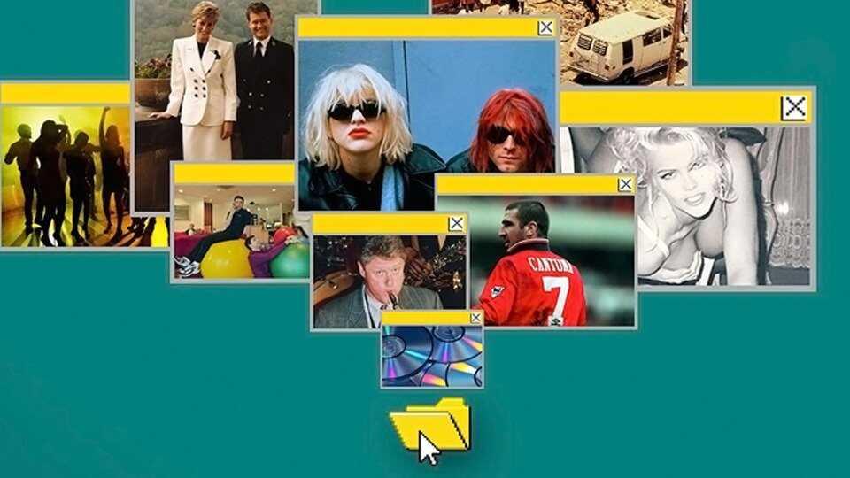 90-talet: Tio år som förenade oss
