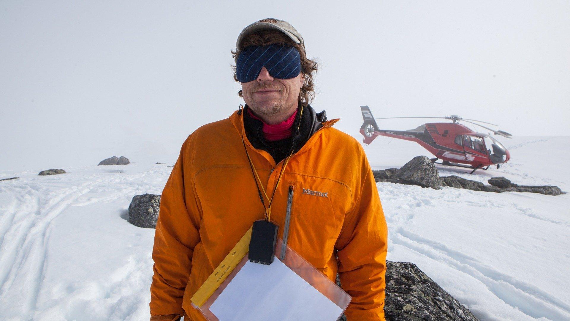 Lars Monsen på villovägar