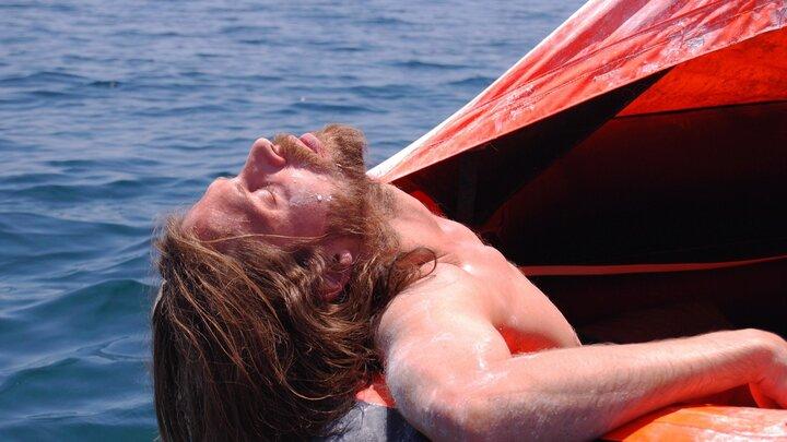 Hotad av havet