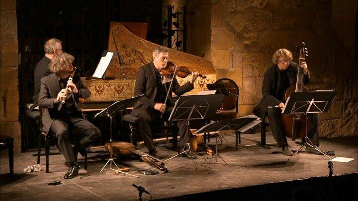 Jordi Savall and Le Concert des Nations
