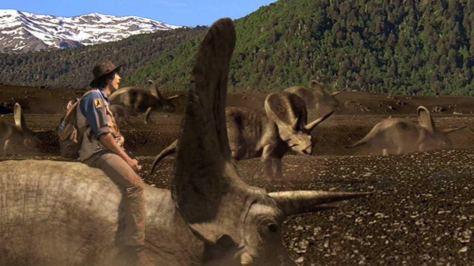 Andys dinosaurie-äventyr