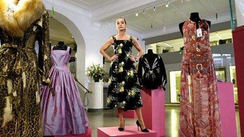 Haute couture på auktion
