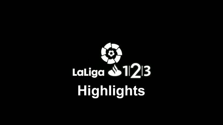 La Liga 123: Highlights