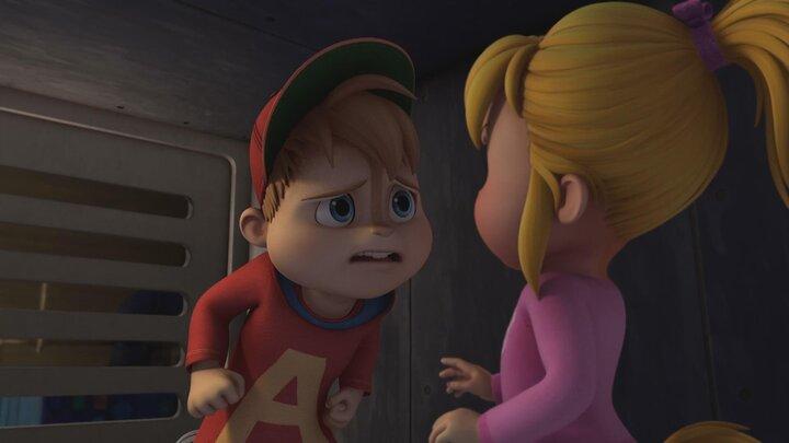 Alvin!!! Och Gänget