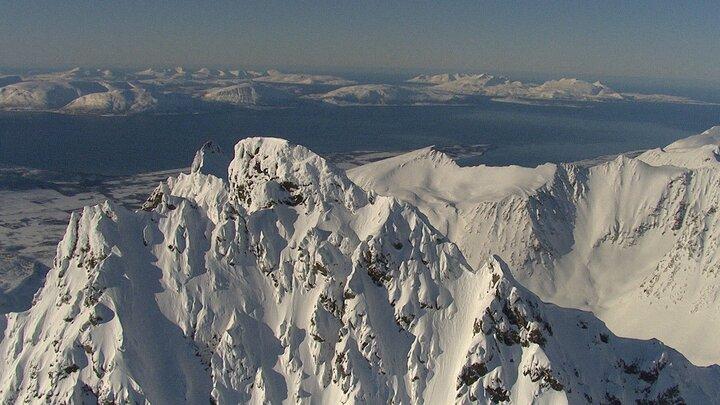 Norge från luften