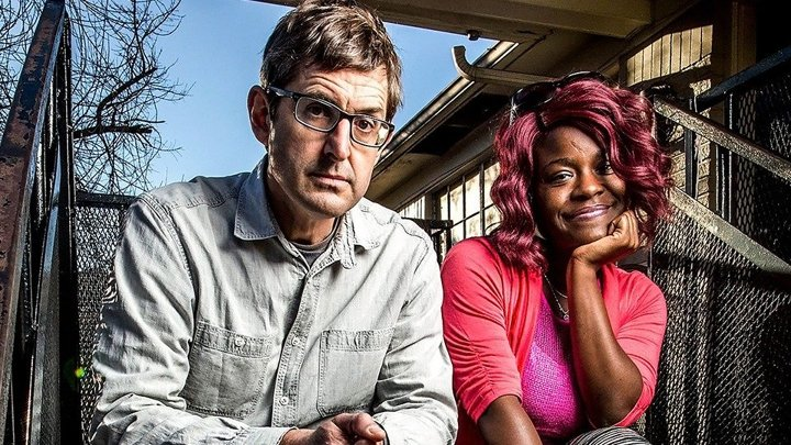 Louis Theroux: Dark States
