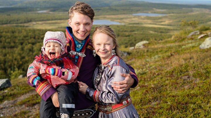 Vårt stora samiska bröllop
