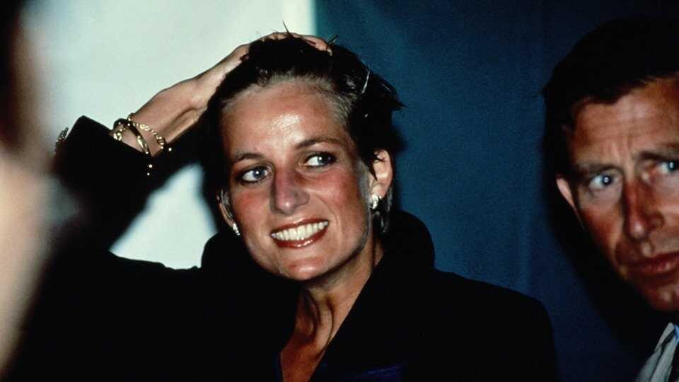 Diana - sju dagar som skakade världen