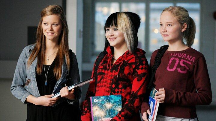 Guds tre flickor