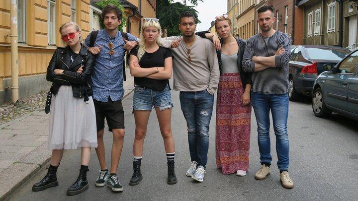 Min squad XL - finska