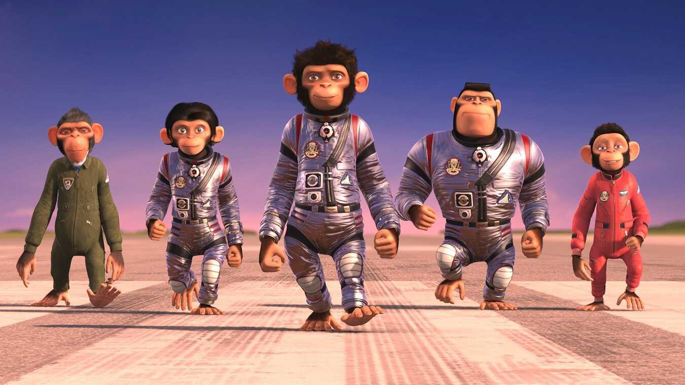 Space Chimps - Avaruusapinat