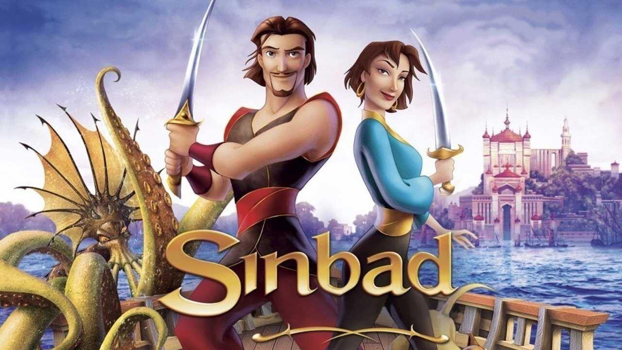 Sinbad: Legenden om de sju haven