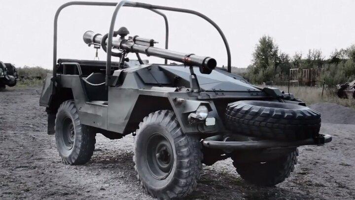 Kalla krigets fordon