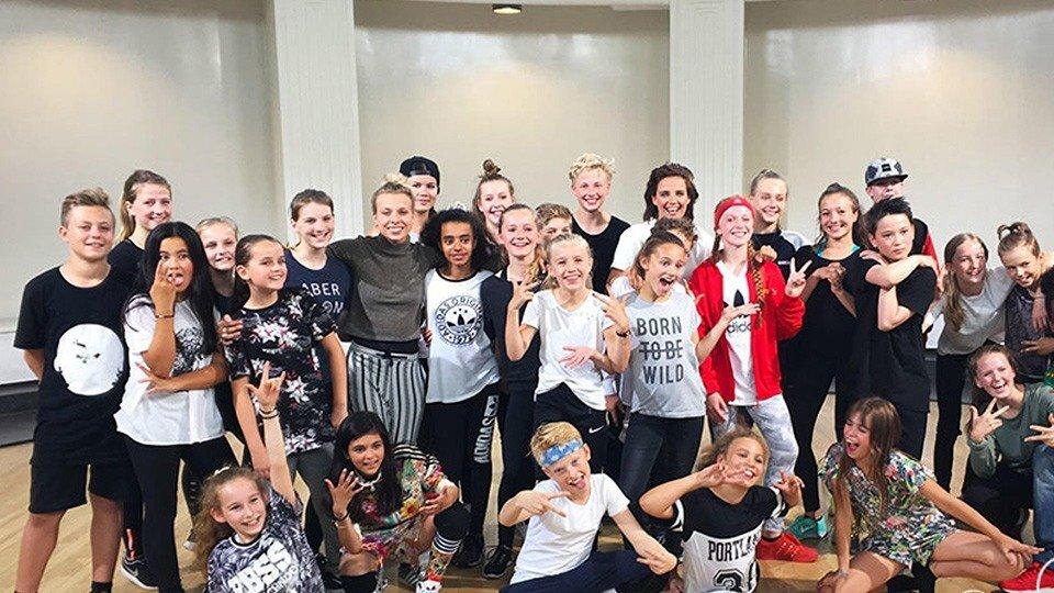 Ultras Dance Crew - dans, sved og drømme