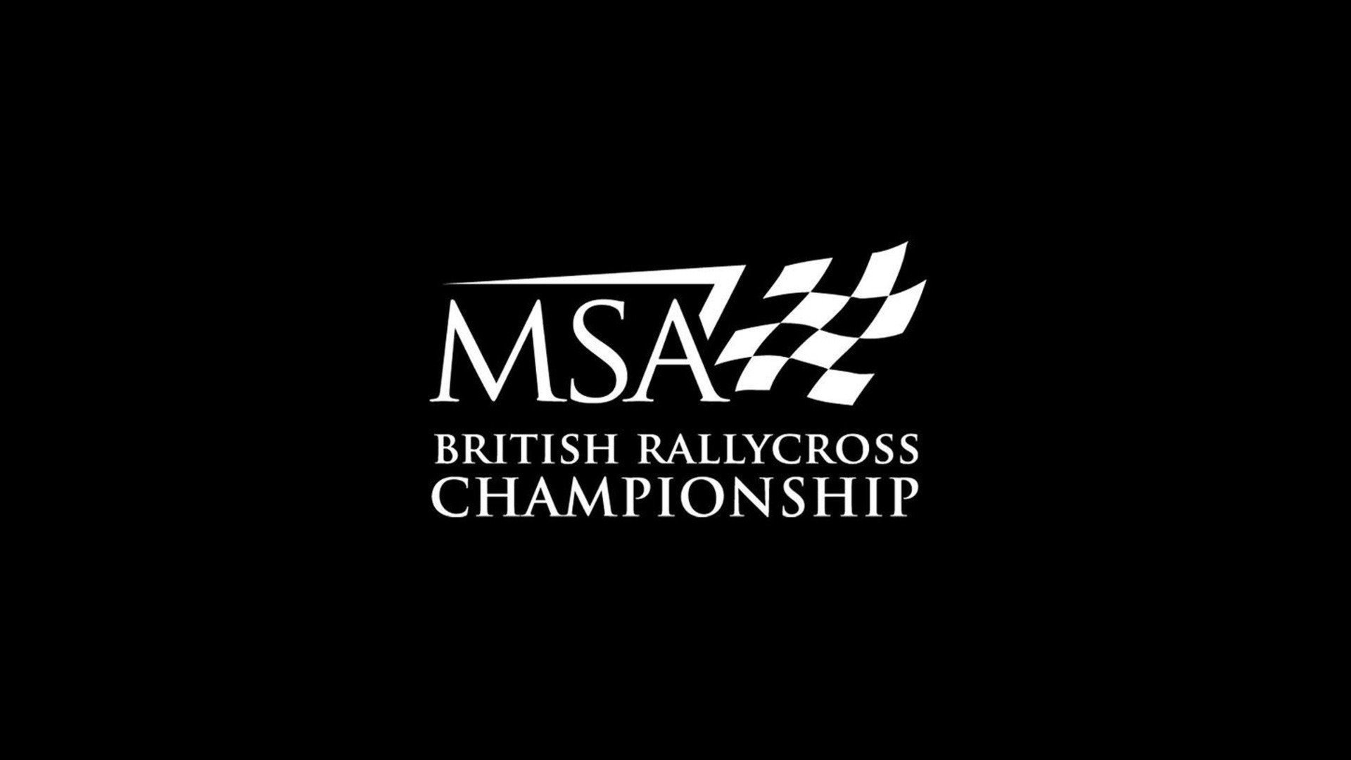 MSA British Championship Rallycross