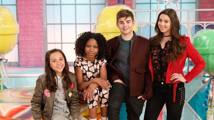 Nickelodeons inga hjärtans dag-special