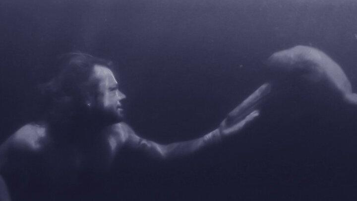 På djupt vatten