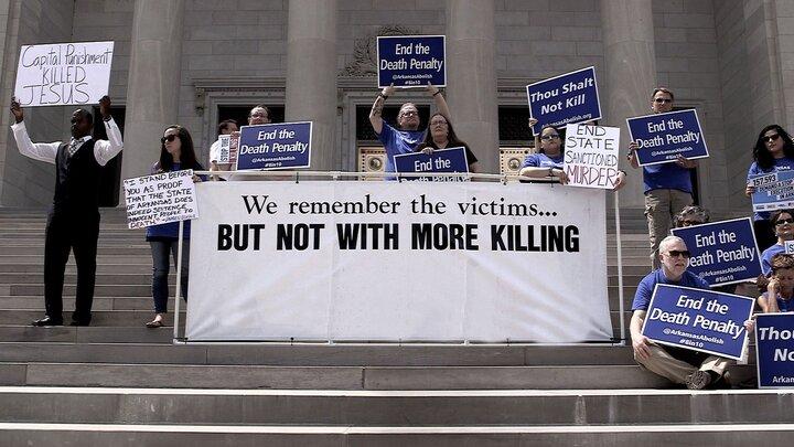 Dödsstraffets offer