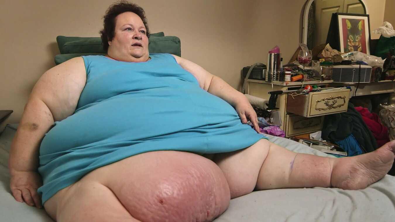 Mitt 300 kilo tunga liv