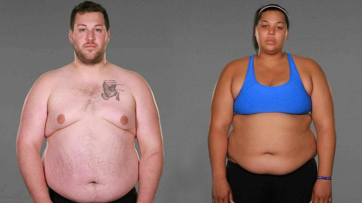 Extreme makeover weightloss