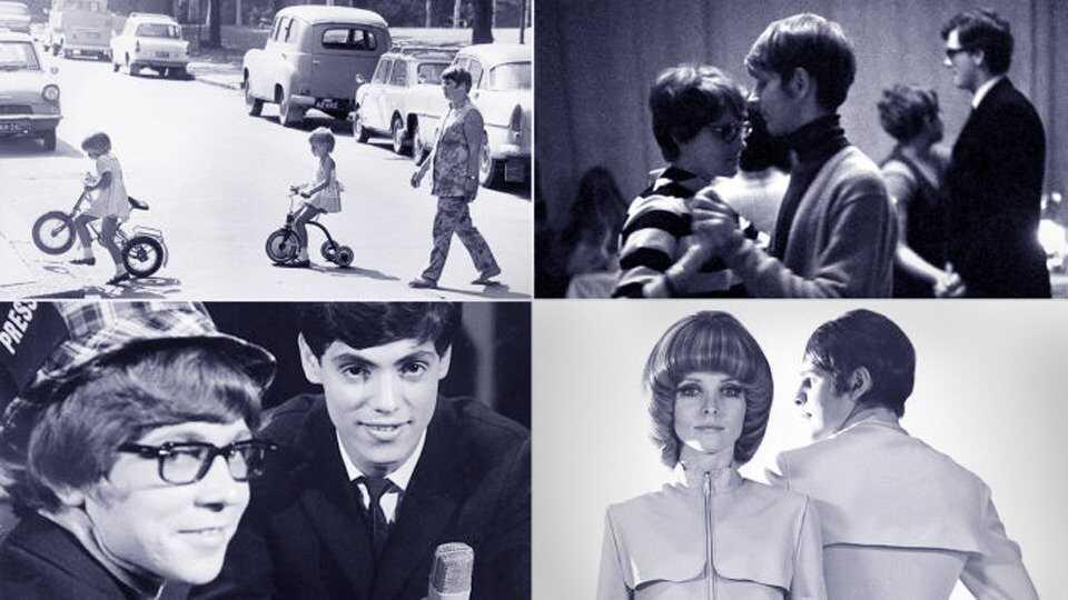 60-luvun kuvakirja
