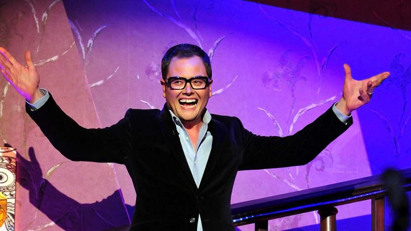 Alan Carr: Chatty Man
