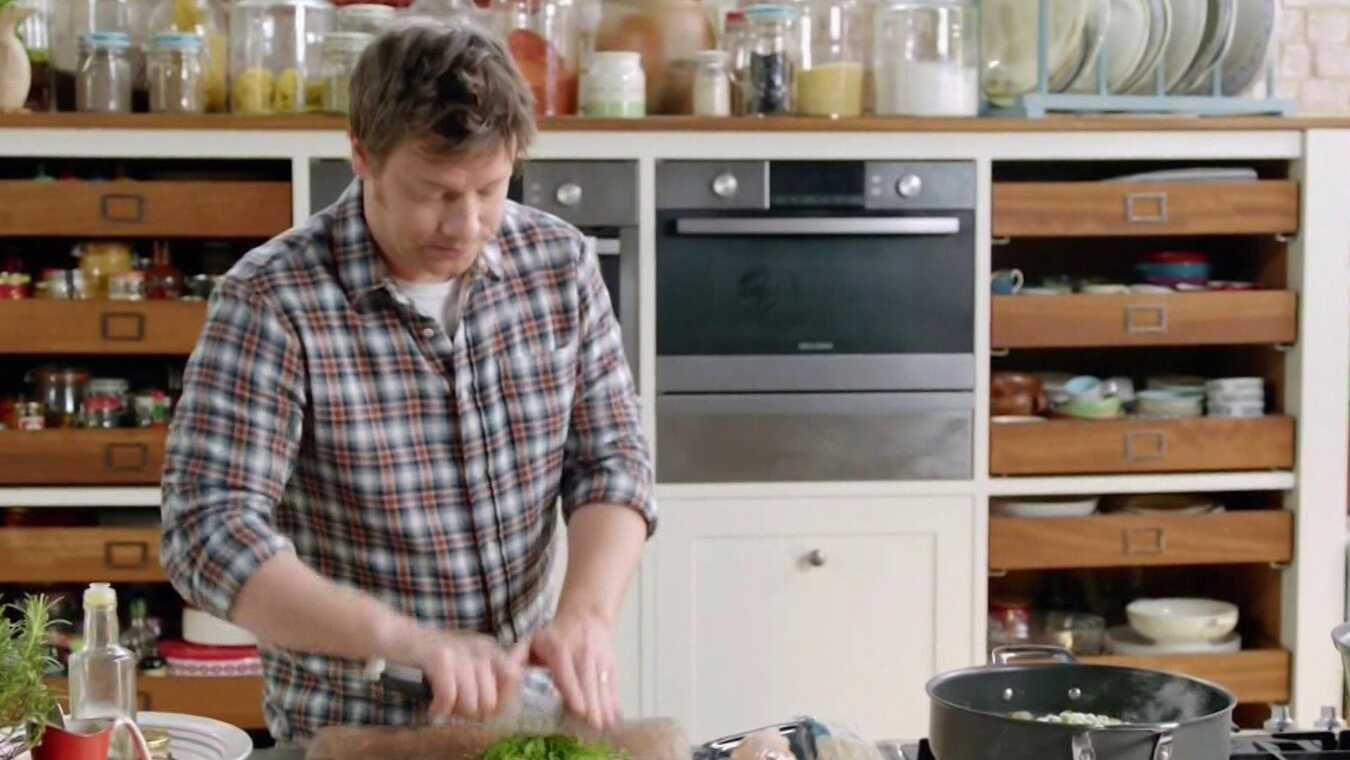 Jamie Oliver: Middag på 15 minuter
