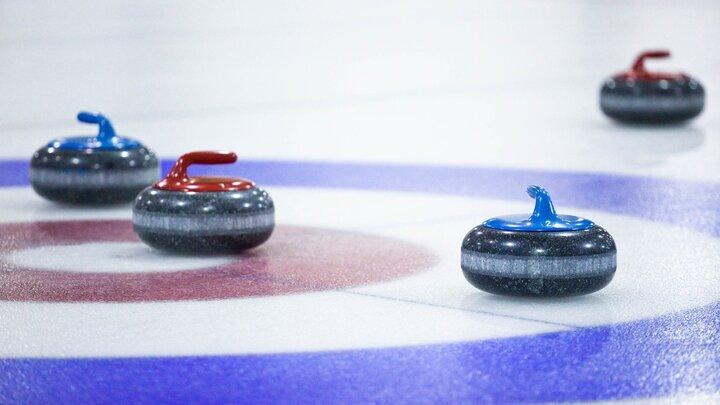 Curling: Dam-VM 2017