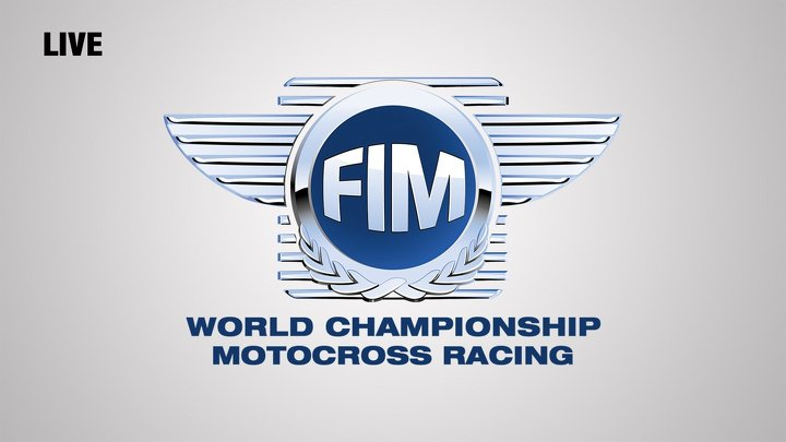 Live: FIM World Championship Motocross Racing