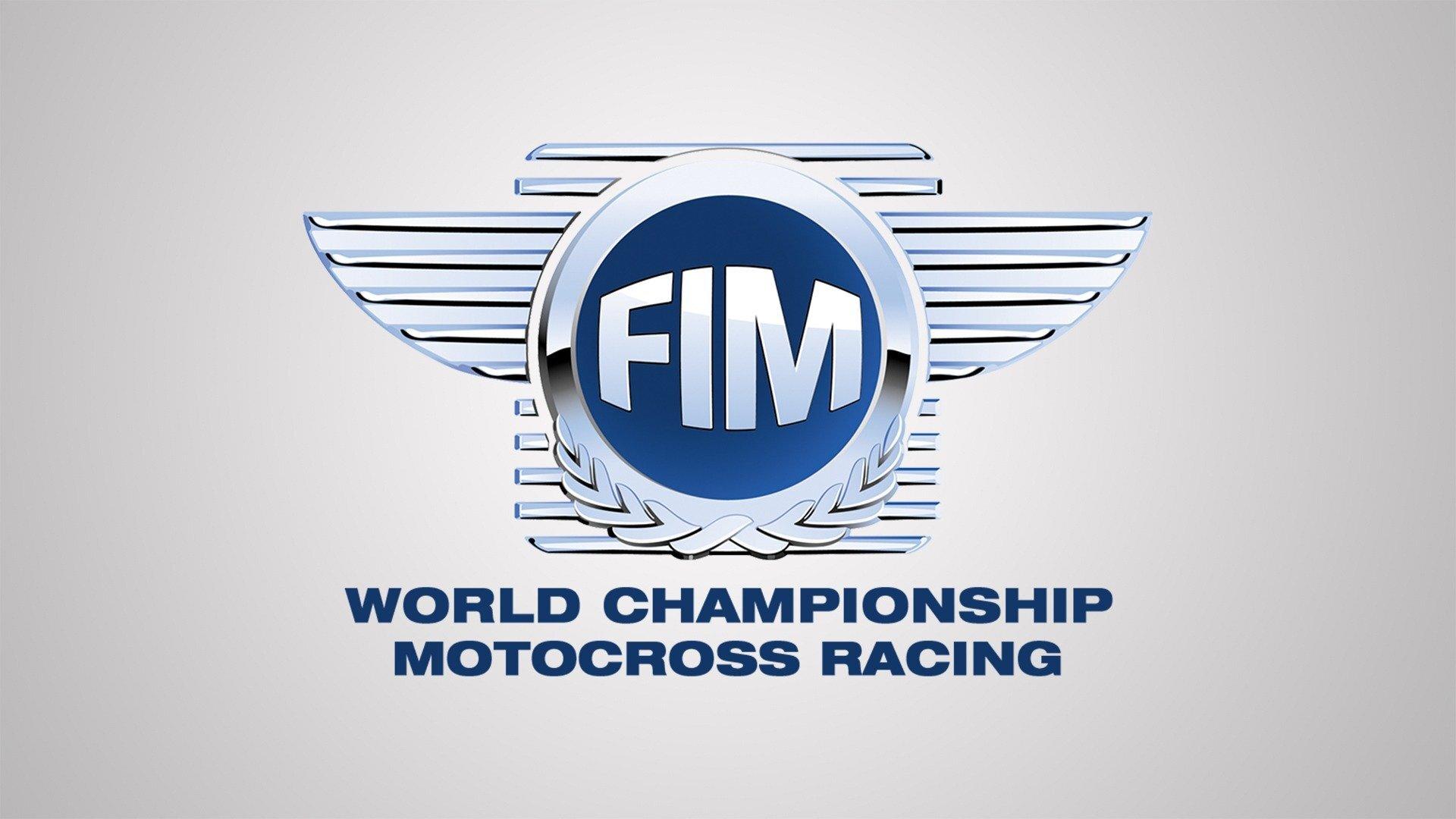 FIM World Championship Motocross Racing