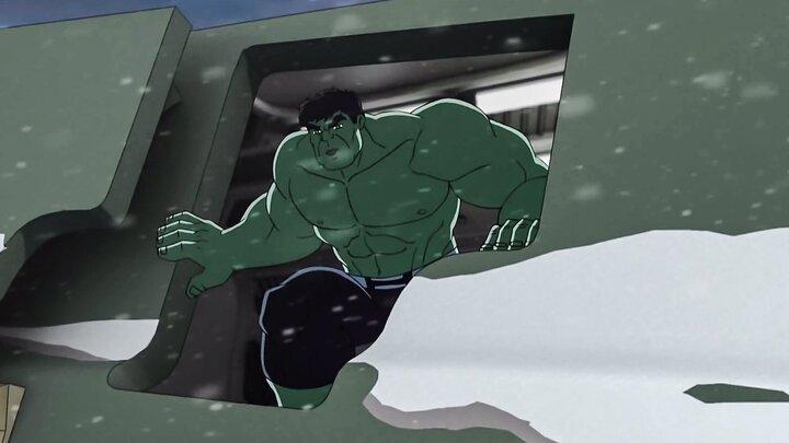 Hulks on Ice