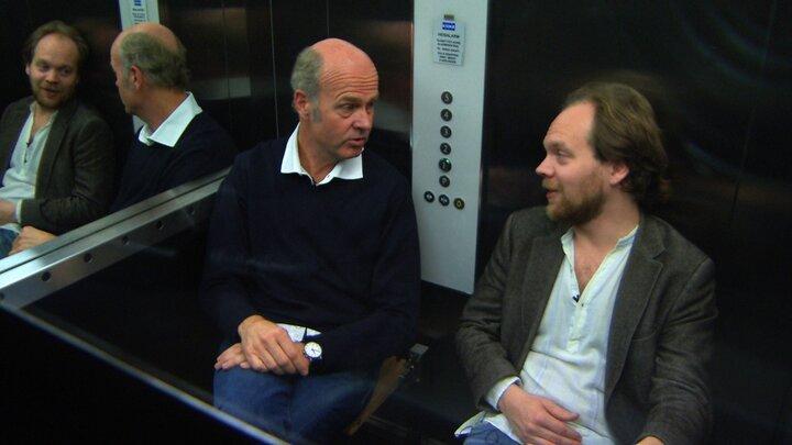 Erik Poppe og Jon Niklas Rønning