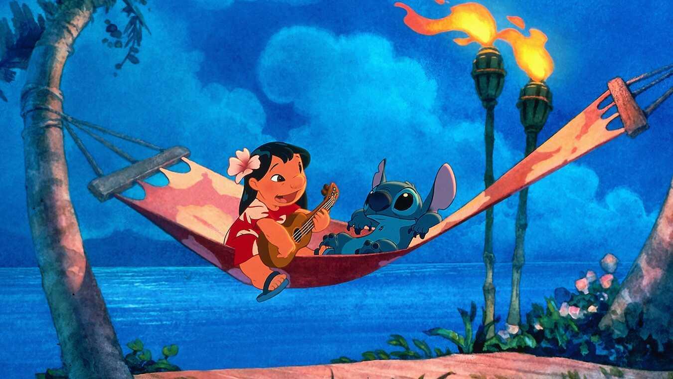 Lilo & Stitch: Serien