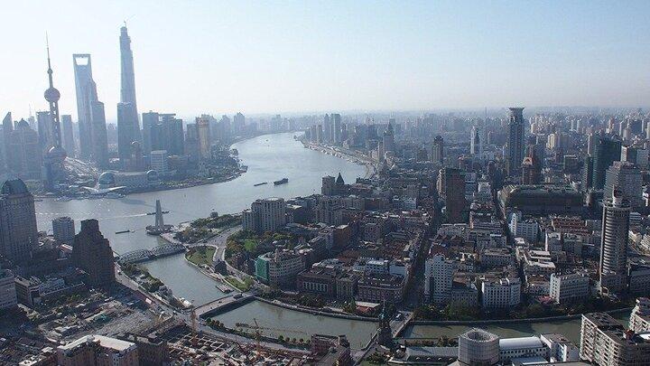 Kina från ovan