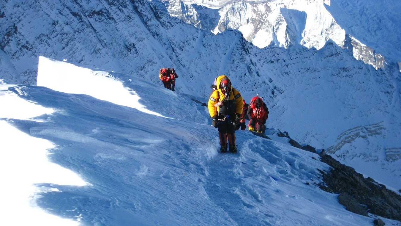 Akuten på Everest