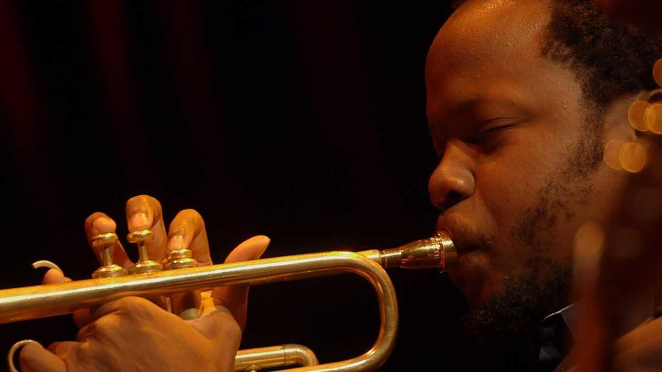 "Ambrose Akinmusire at ""Like a Jazz Machine"" Festival"