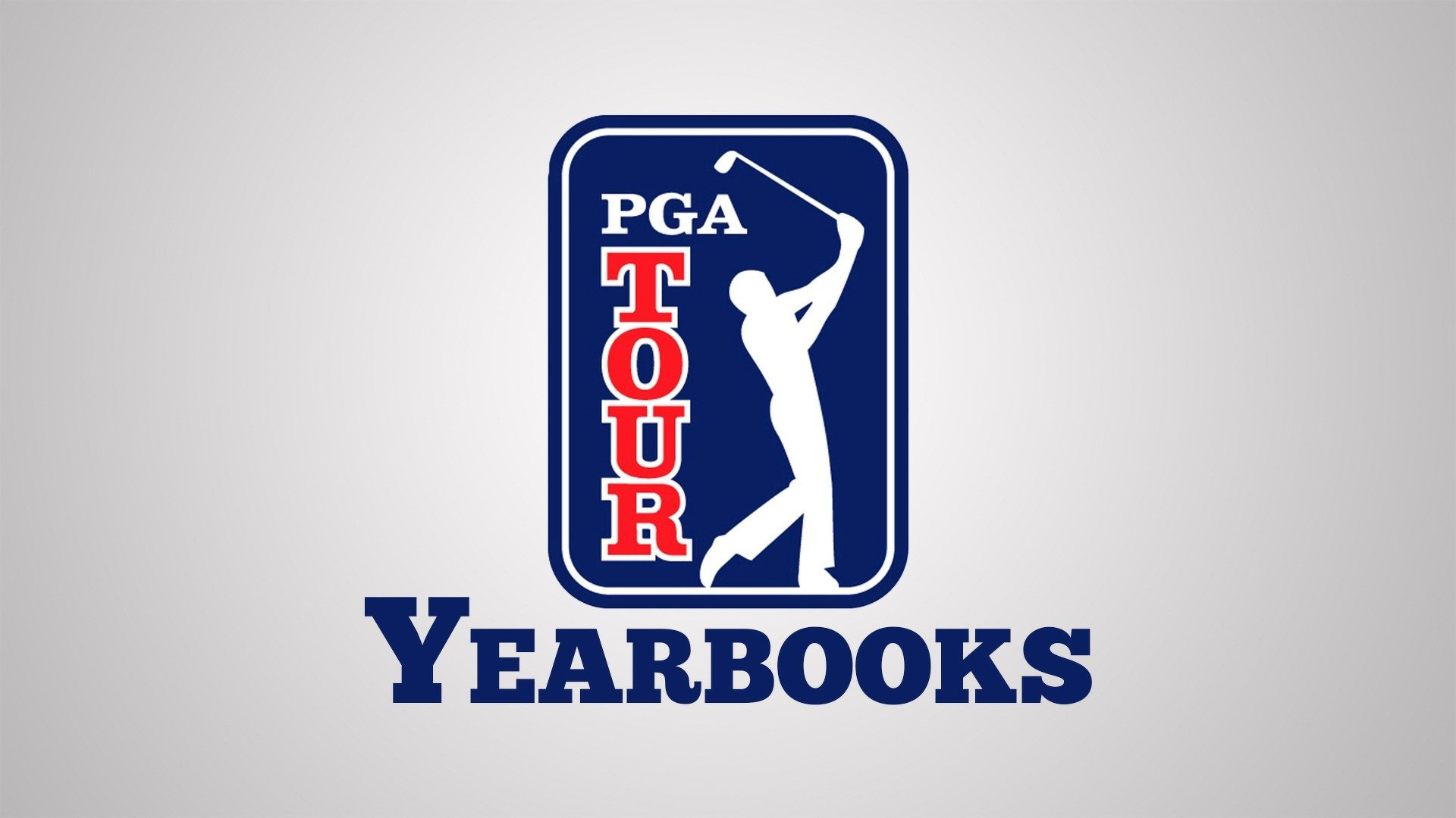 PGA TOUR Yearbooks
