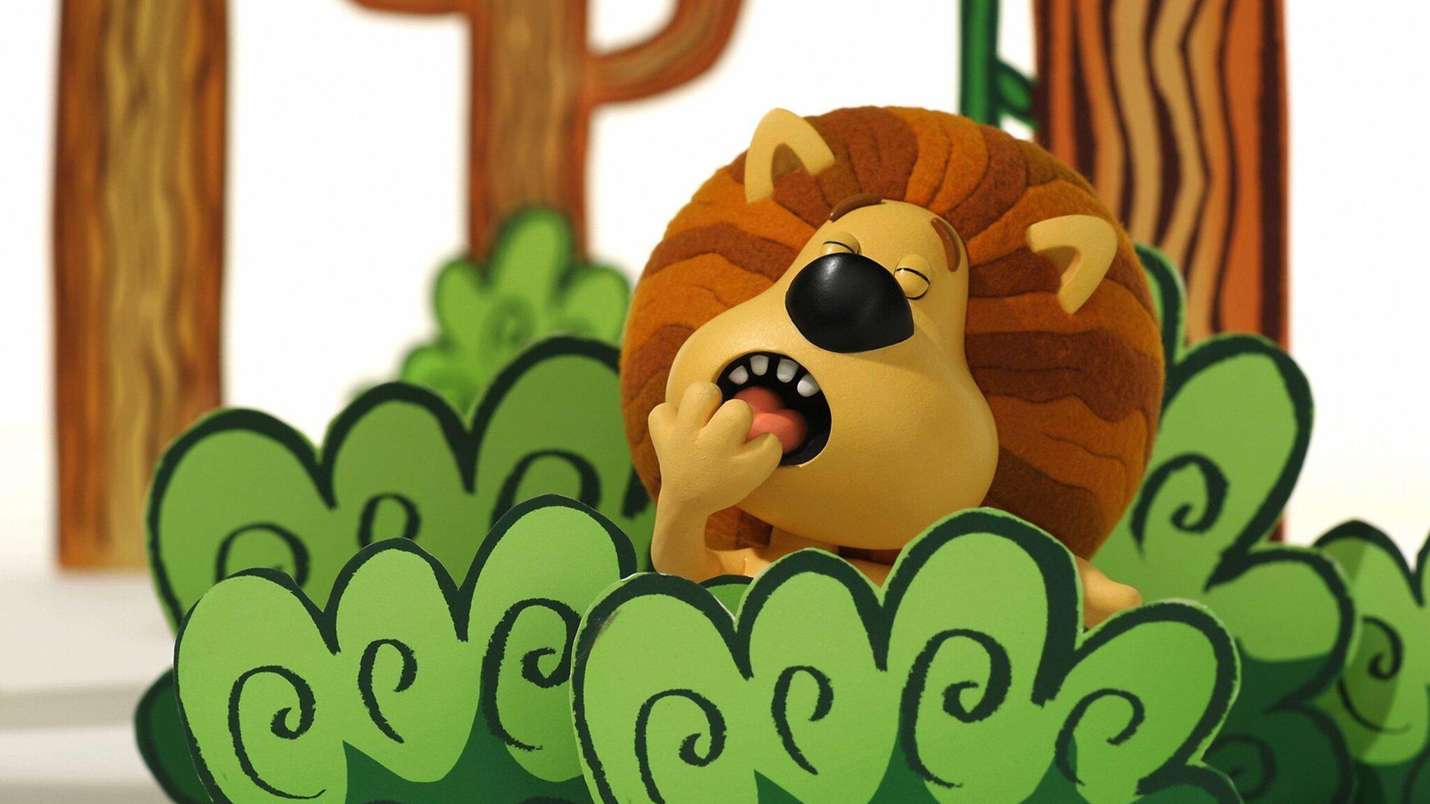 Raa-Raa - lejonet som låter