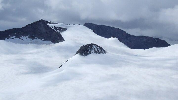 Skatten under glaciären