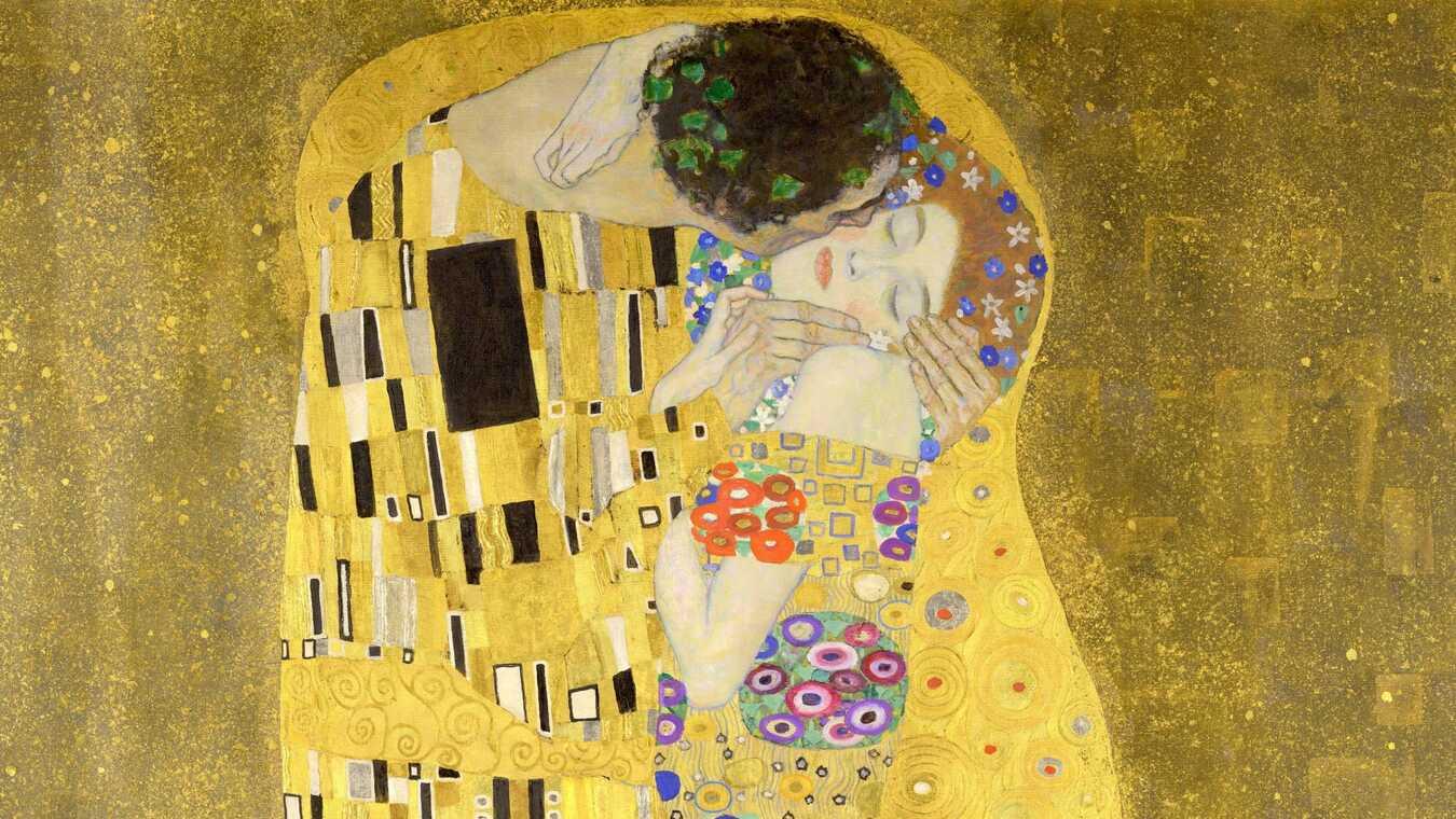 Gustav Klimt - Symbolism, jugend och erotik