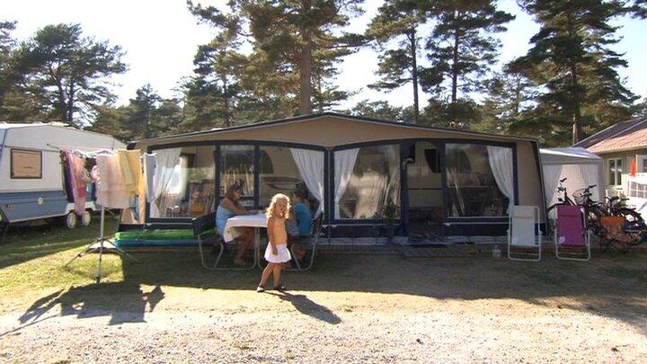 Böda camping